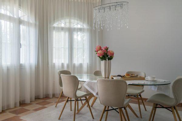 neo-classical style interior design project: villa in Marbella, Costa del Sol, Spain