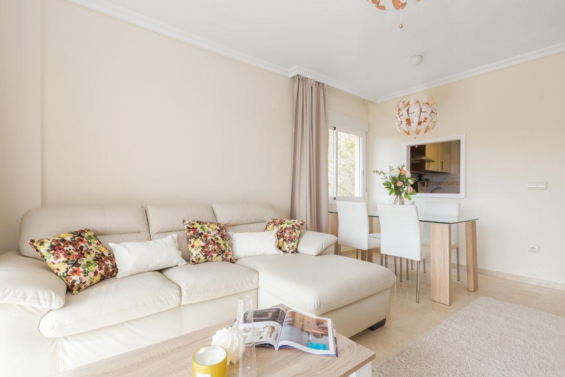 contemporary style interior design project: apartment in Marbella, Costa del Sol