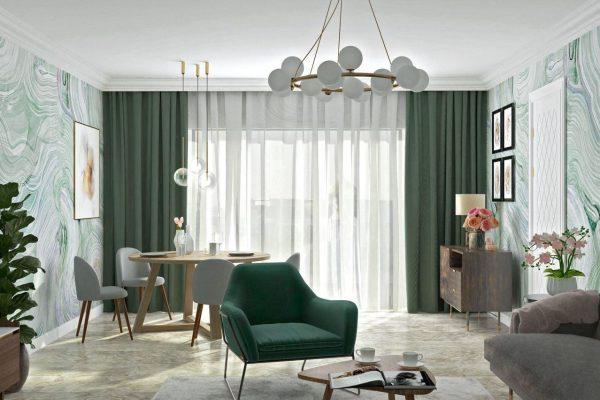 Купить мебель в Марбелье. Готовые комплекты мебели.