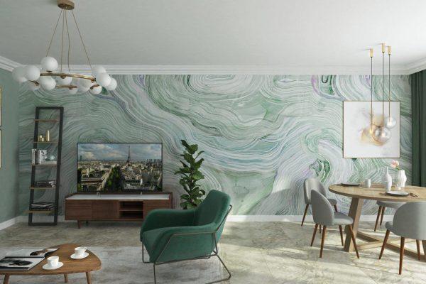 Дизайн интерьера квартиры в Марбелье.
