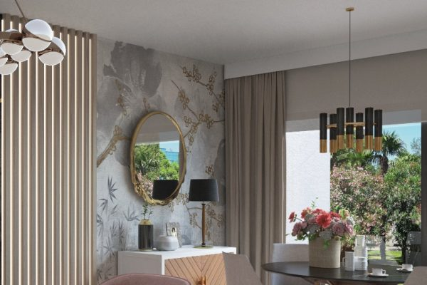 contemporary design apartment Marbella
