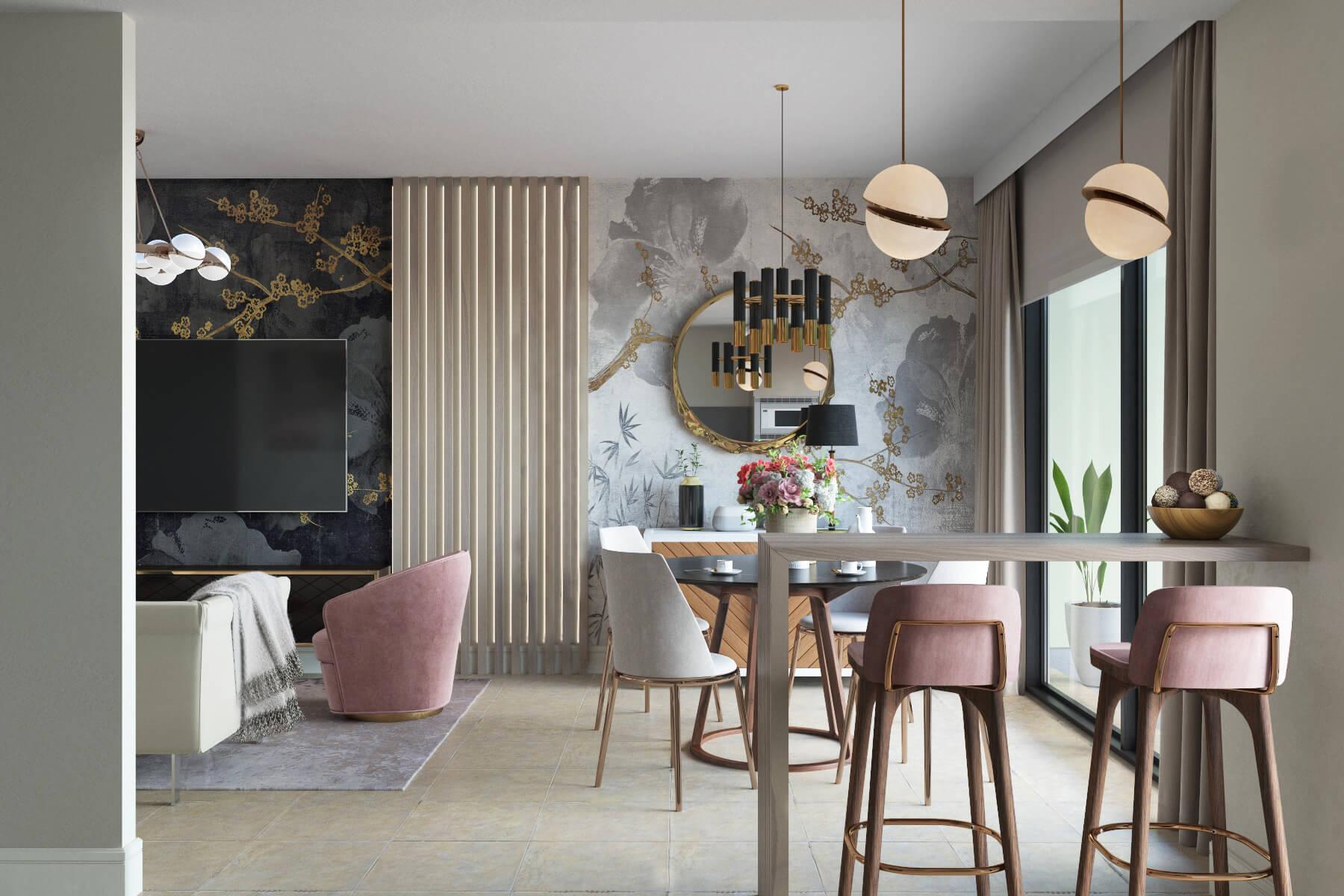 contemporary design apartments Marbella