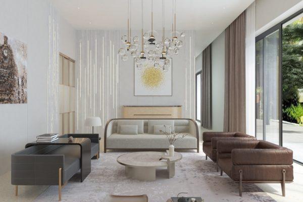 VILLA BENAHAVIS - contemporary style