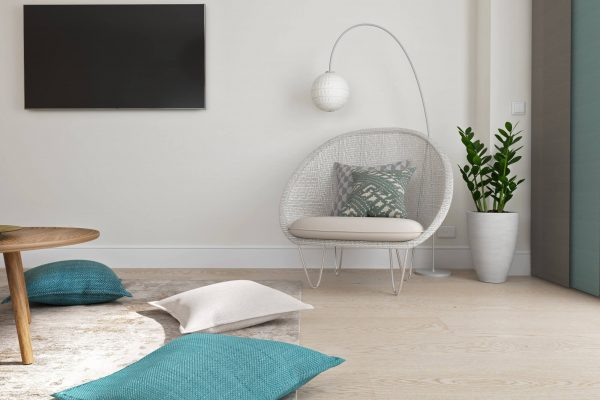 FENG-SHUI APARTMENT - contemporary style